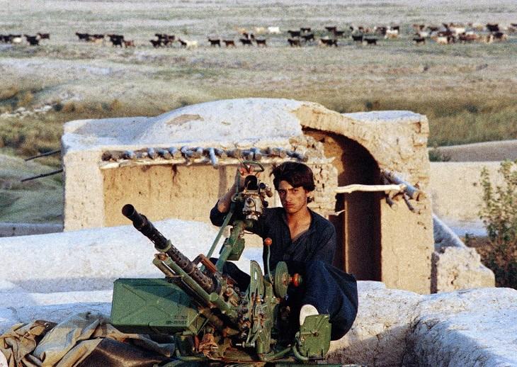 Афганская война 1979 — 1989