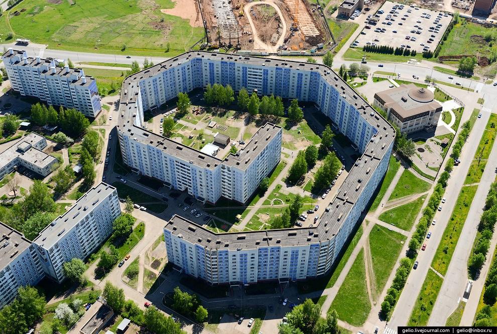 Жилой дом на проспекте Шинников