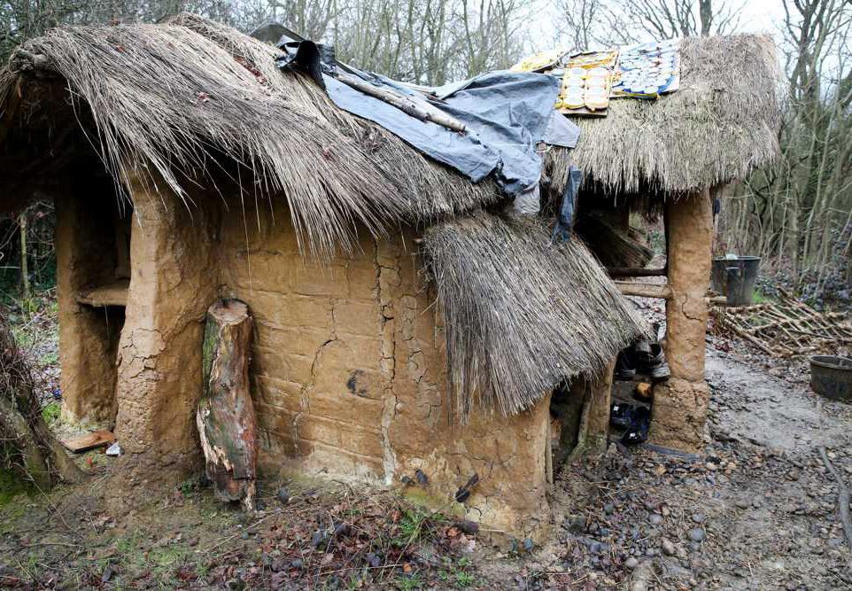 Как построить дом без денег