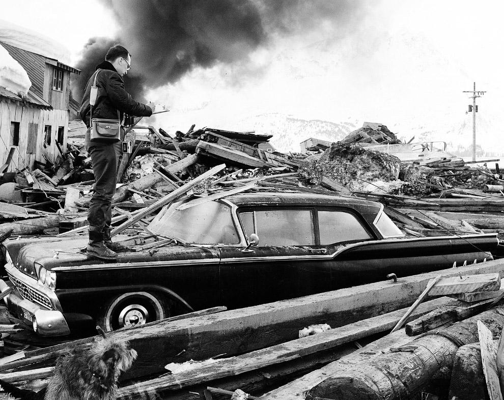 Великое Аляскинское землетрясение