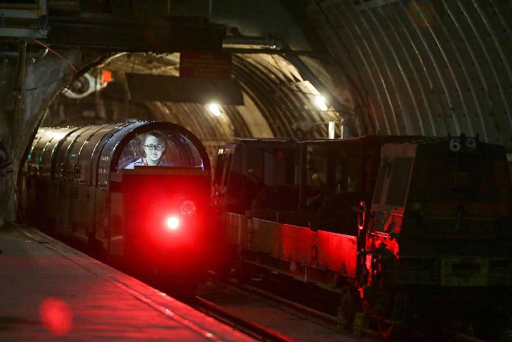 Подземная почтовая железная дорога Лондона