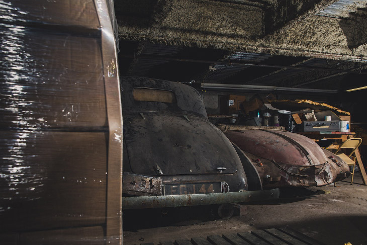 Заброшенные в Нью-Йорке: 40 лет на одной парковке