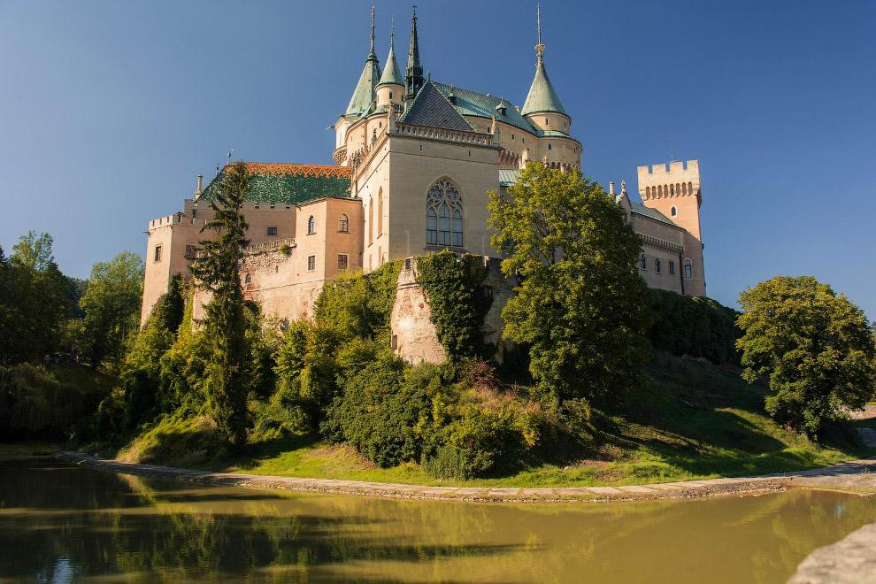 Бойницкий замок, Словакия