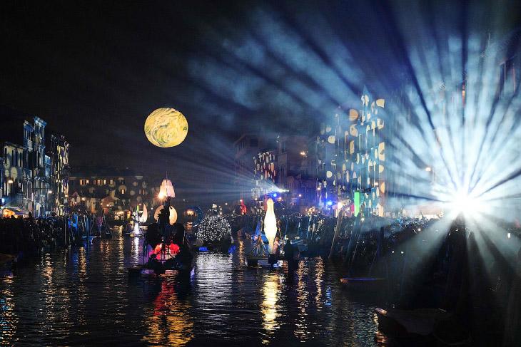 Карнавал в Венеции 2019