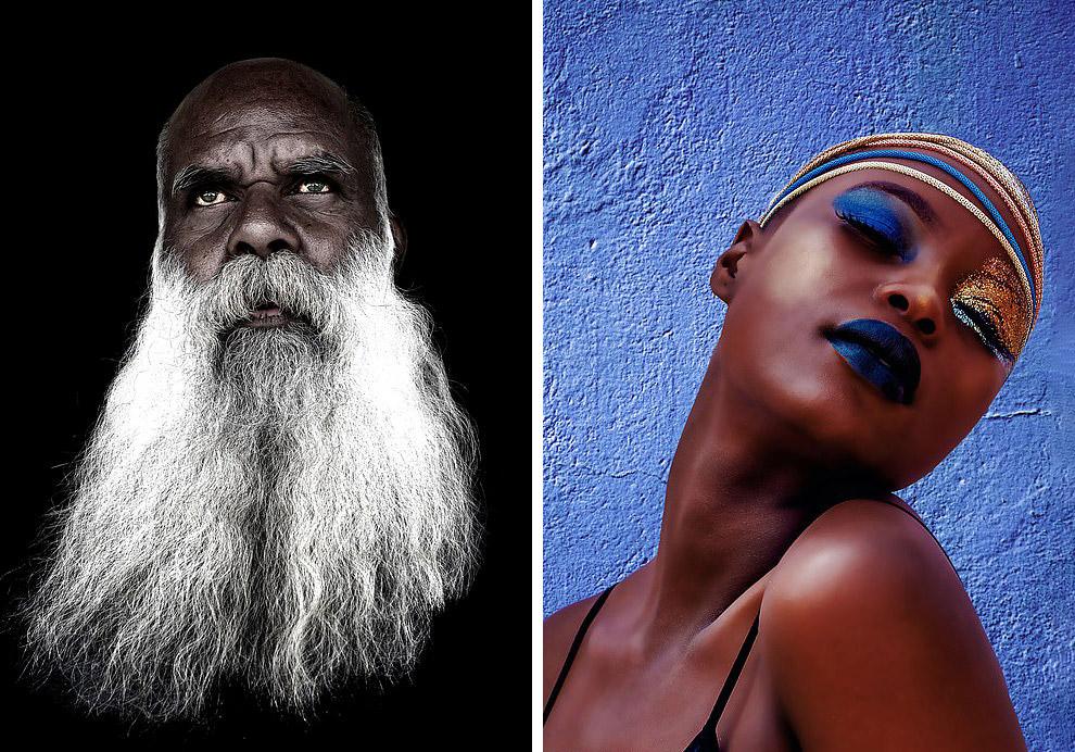 Портреты – победители Национальных премий Аргентины и Южной Африки