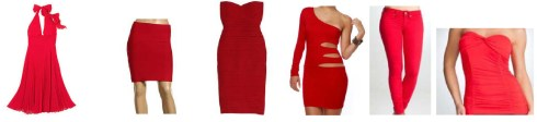 Different Ways to Wear Red