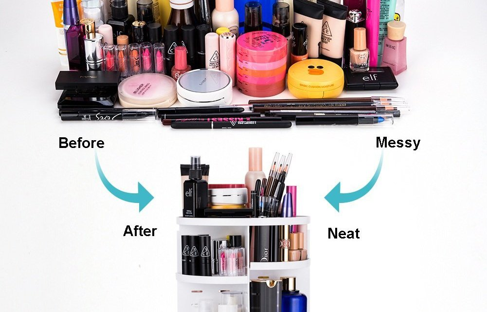 Cosmetics Organizers