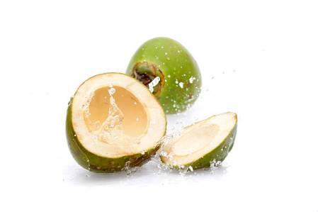 Green Coconut Hair Loss