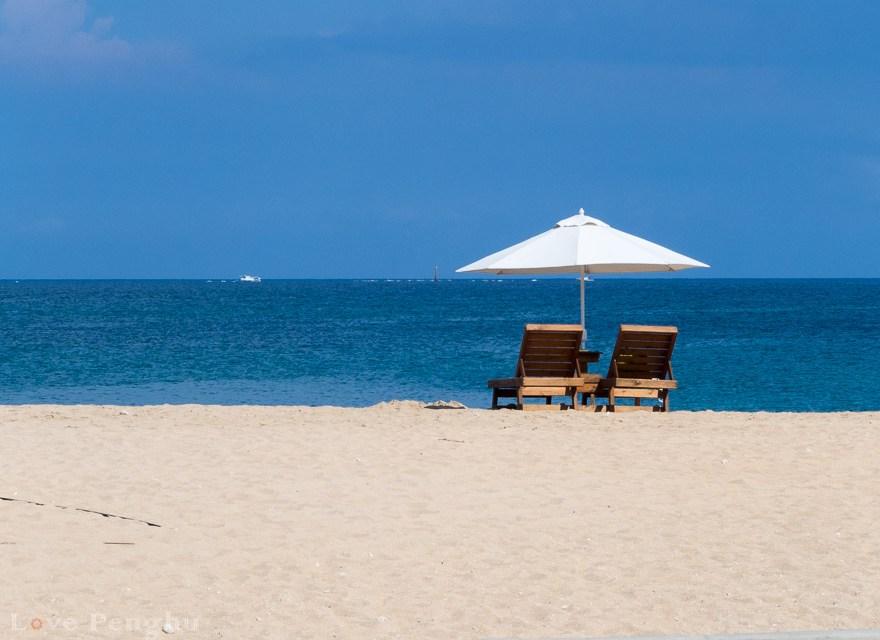 隘門ビーチは澎湖(ポンフー)でのマリンアクティビティーに最適