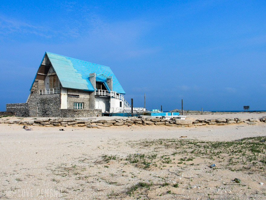 ドラマの撮影地にもなった澎湖(ポンフー)の離島「険礁嶼」