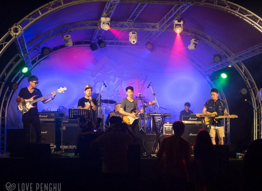 澎湖(ポンフー)のロックフェス「命待!搖滾音樂節」は楽しみが盛りだくさん!