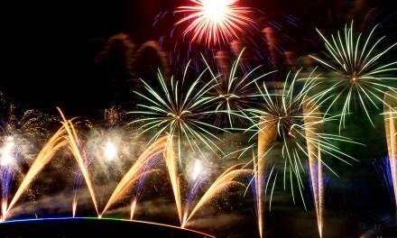 2018年8月〜11月の澎湖(ポンフー)での花火と光のショーについて