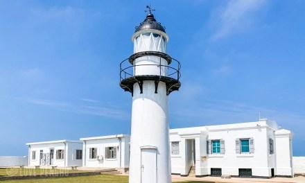 台湾最古の灯台で、異国気分を味わえる?「漁翁島燈塔」