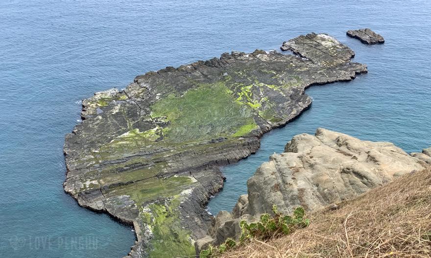 澎湖(ポンフー)七美の小台湾