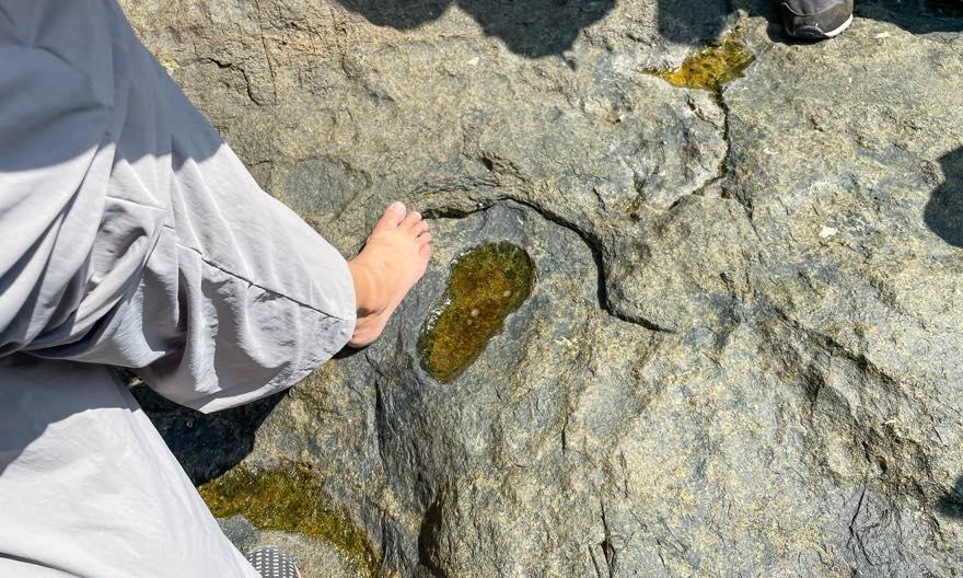 澎湖(ポンフー)でここだけ!◯◯◯の島「花嶼」で見逃せない3スポット、仙人の足跡