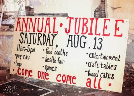 Post-Annual Jubilee