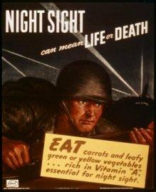 WWII carrot propaganda