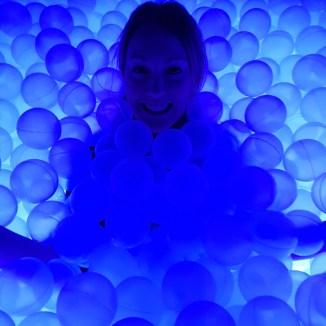 GlowMcGlow Lizzie in balls