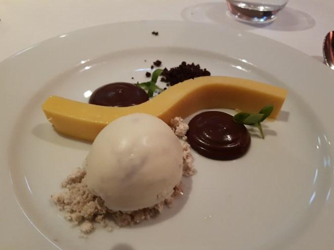 Indian Essence event dessert