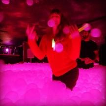 GlowMcGlow Me and balls