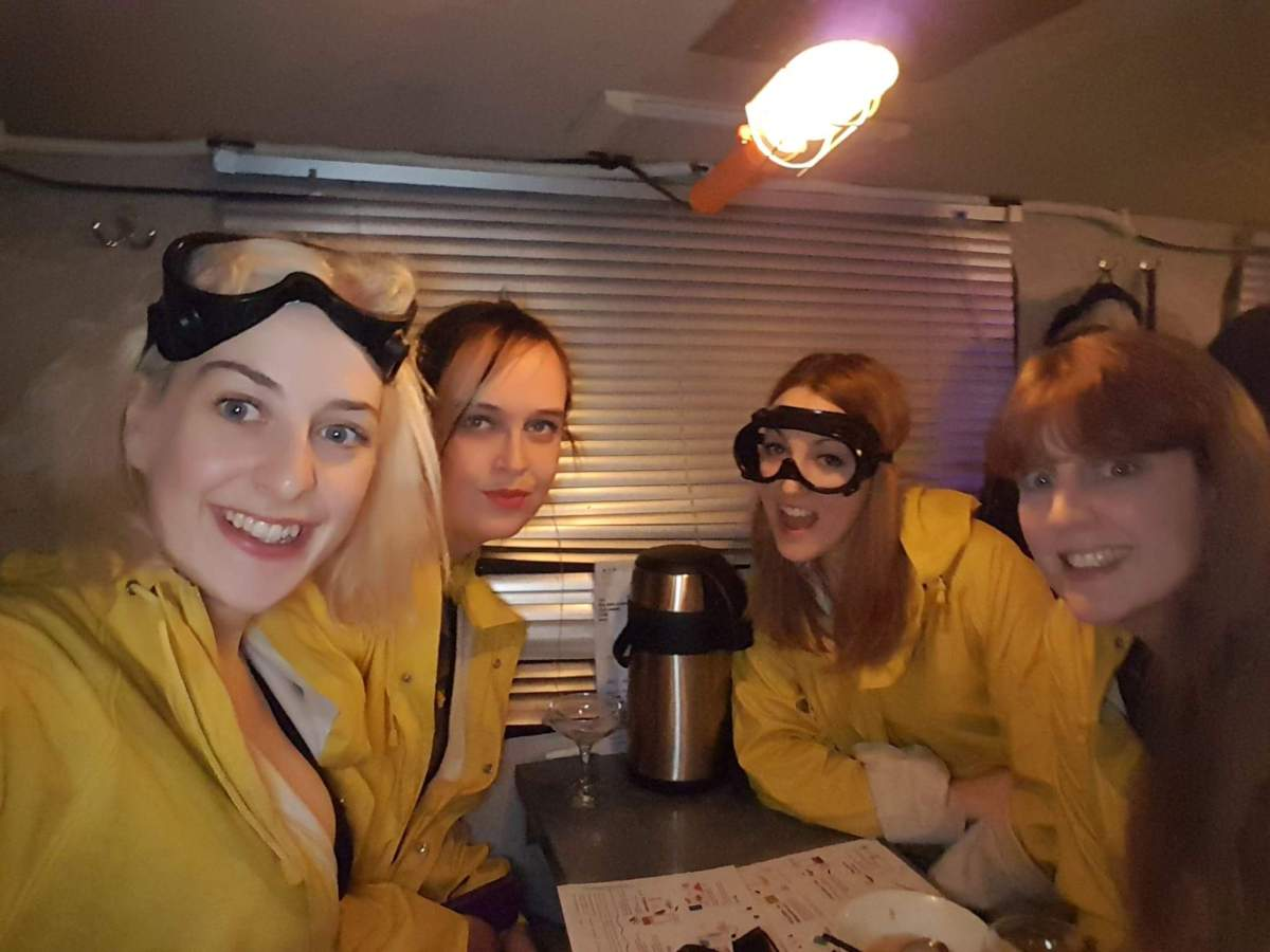 Let's cook B****'s - ABQ Breaking Bad Experience