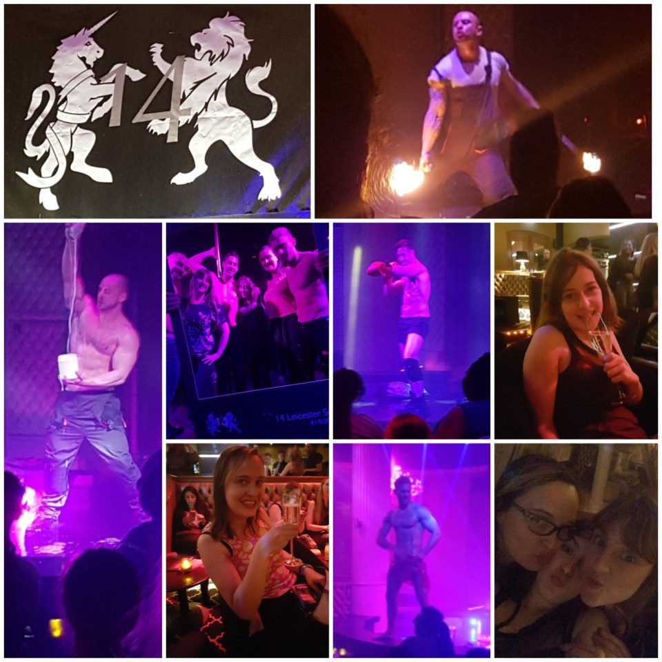 London Cabaret