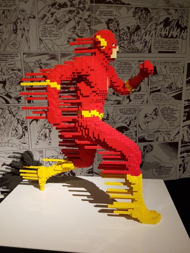DC Legends Flash running