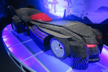 DC Legends Batman car