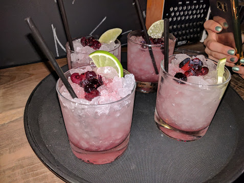 Bletchley cocktails