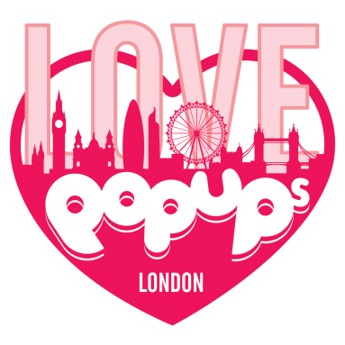 Love Pop Ups logo