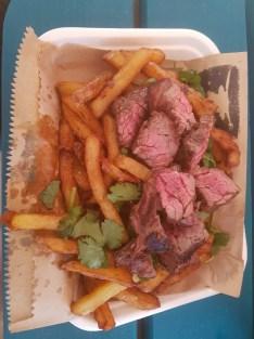 Brixton Rooftop Beach beef