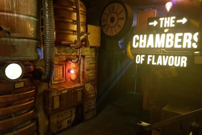 Gingerline Chamber of Flavours V2