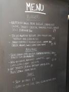Jimmy Garcia The BBQ Club menu