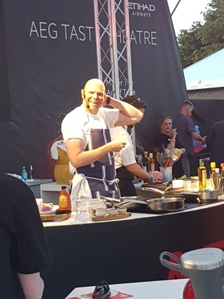 Taste of London Tom Kerridge