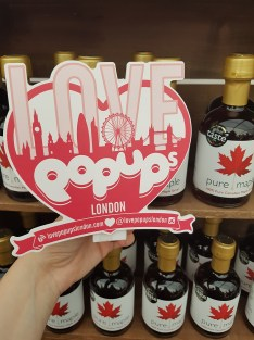 Taste of London Pure Maple