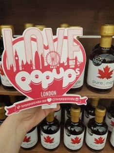 Taste of London Pure Maple
