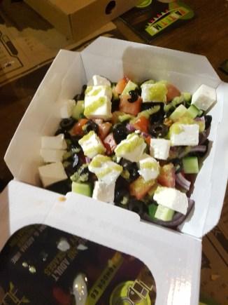 Flip Out E6 salad