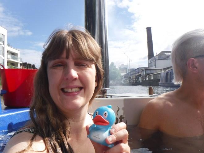 HotTug UK me and Apex duck in hottug
