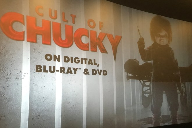 FrightFest Cult of Chucky - ad