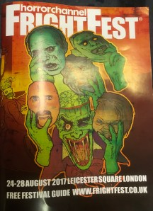FrightFest poster