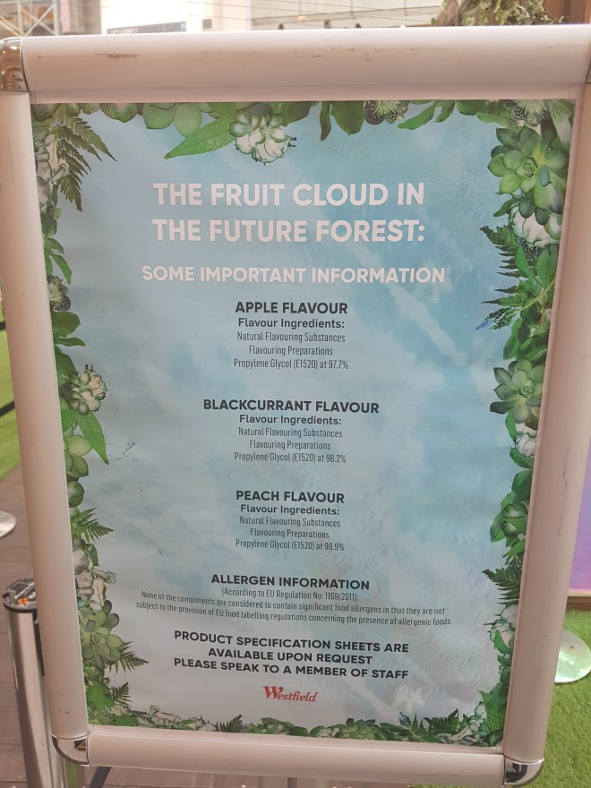 Future Forest poster