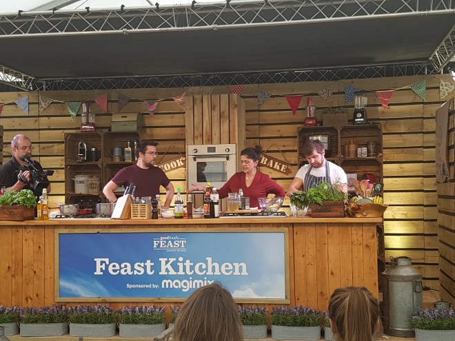 BBC Good Food: FEAST Kitchen