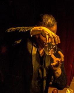 Secret Cellar Brendan Rodrigues ball
