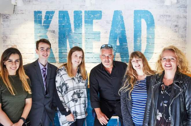 KNEAD Paul Hollywood and us winners