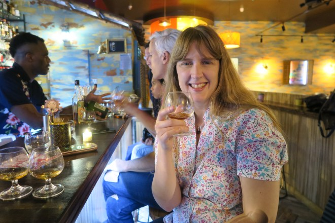 Cottons rum masterclass
