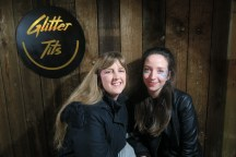South Pole Saloon Glitter Tits