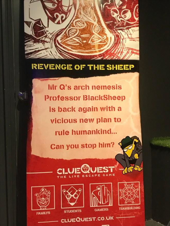 Revenge of the Sheep