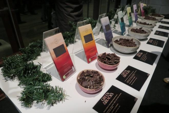 Taste of Christmas Green and Blacks