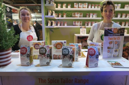 Taste of London Christmas Spice Tailor