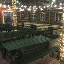 South Pole Saloon tables